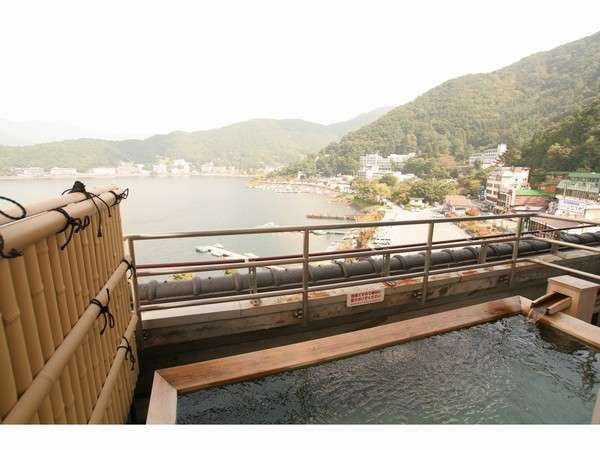 露天風呂山岸旅館の画像