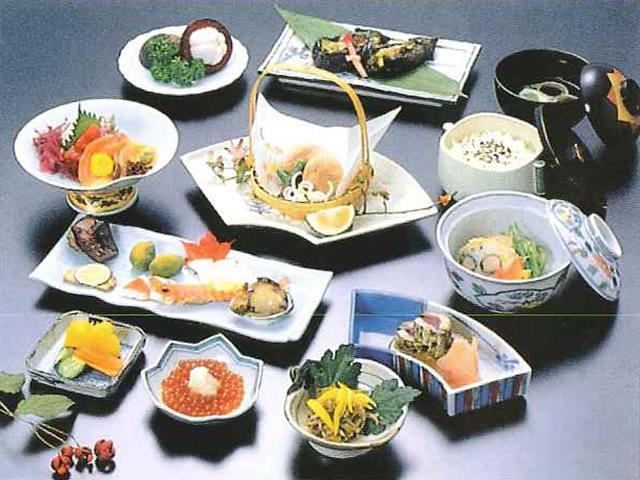 料理一例大和旅館の画像