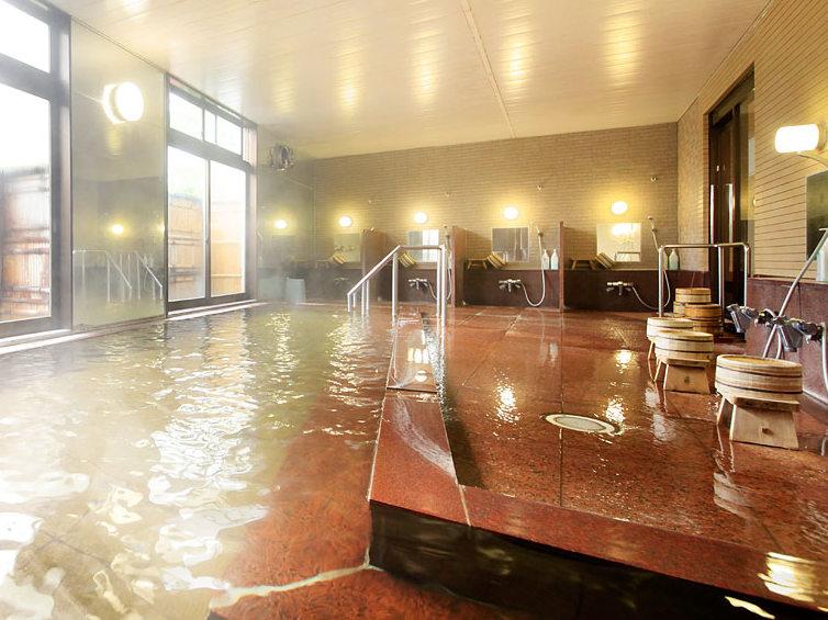 大浴場旅館湯乃家の画像