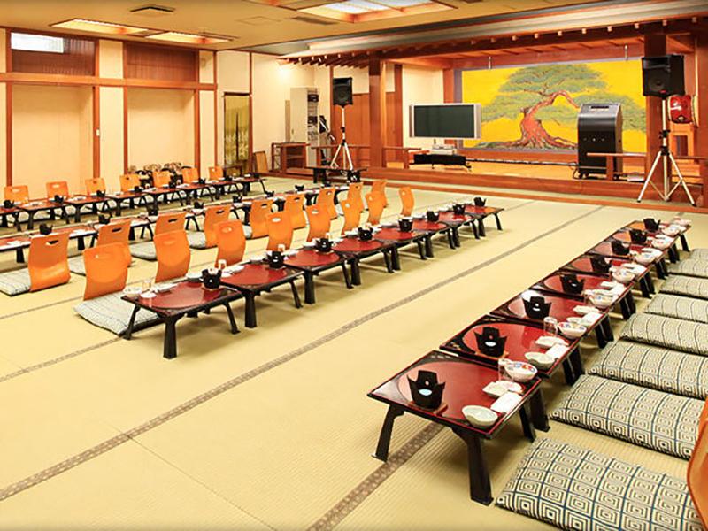 宴会場旅館湯乃家の画像