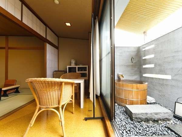 露天風呂付 標準客室