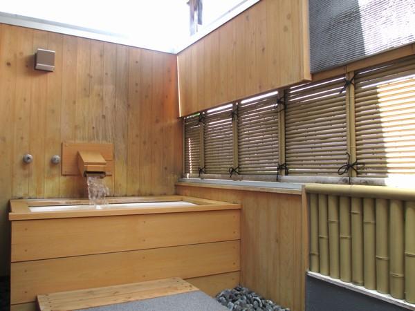 露天風呂付 標準客室富士野屋 夕亭の画像