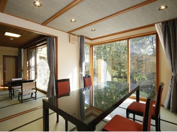 露天風呂付 特別室富士野屋 夕亭の画像