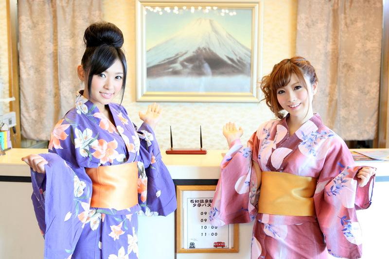 フロント(モデル撮影)富士野屋 夕亭の画像