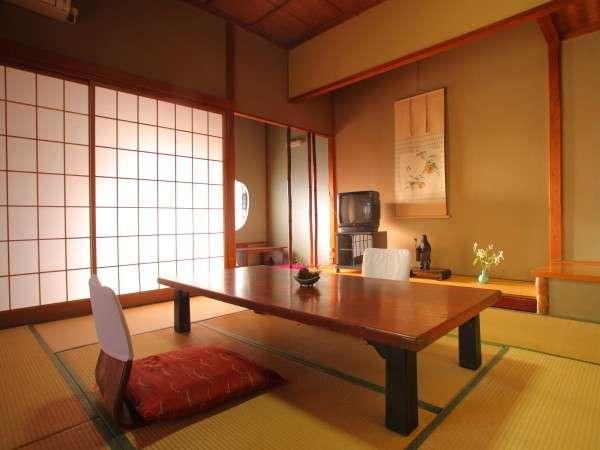 客室一例湯宿一番地の画像