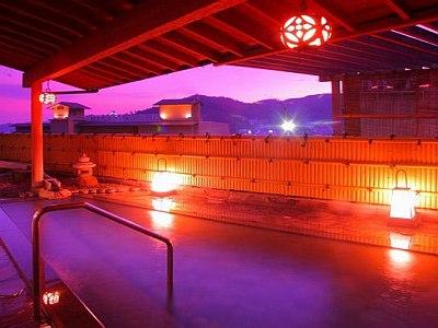 露天風呂湯宿一番地の画像