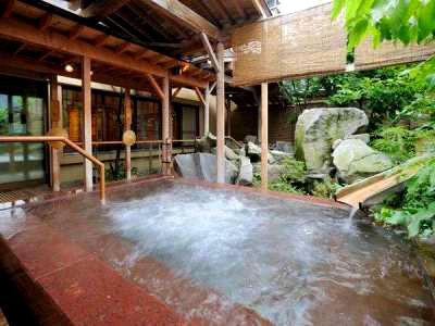 露天風呂湯沢グランドホテルの画像