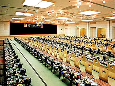 宴会場湯沢グランドホテルの画像